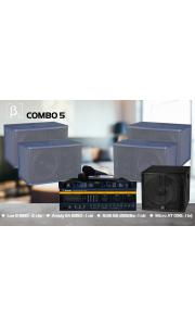 COMBO 5 (15-20M2)