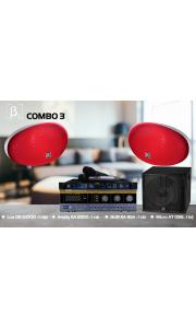 COMBO 3 (15-20M2)