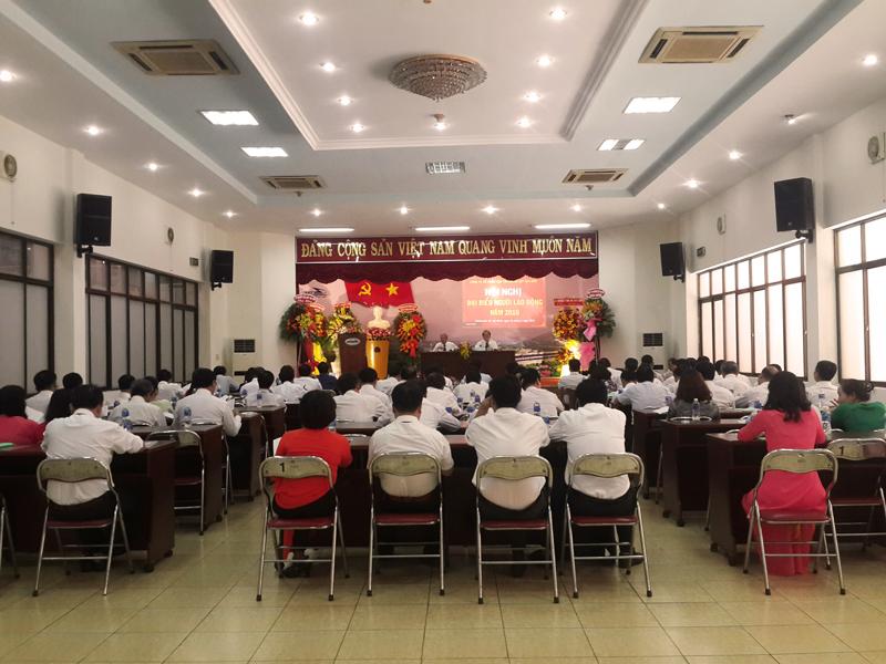 Dự án phòng họp 136 Hàm Nghi