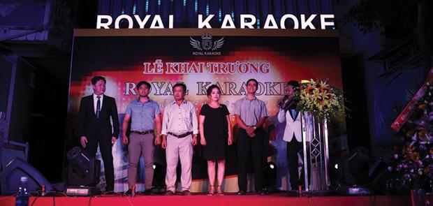Dự Án Karaoke Royal
